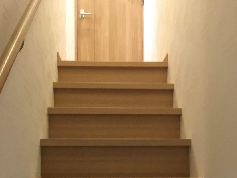 西成区リフォーム事例階段